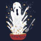 Haunted Breakfast by SusanSanford