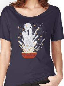 Haunted Breakfast Women's Relaxed Fit T-Shirt