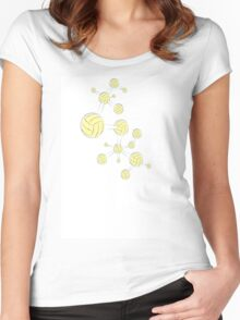 Soccer DNA Women's Fitted Scoop T-Shirt