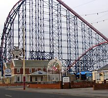 The Big One Blackpool by Barry Norton