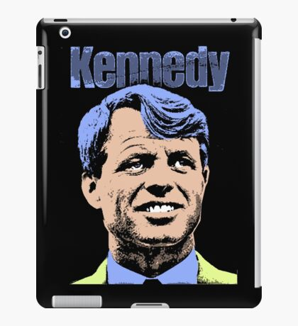 RFK-1968 Election Poster iPad Case/Skin