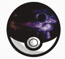 The World In A Pokeball One Piece - Short Sleeve