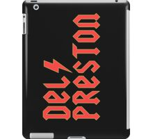 Wayne's World (Del Preston)  iPad Case/Skin