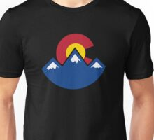 Colorado Sunset Unisex T-Shirt