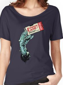 Leprosy Land! Women's Relaxed Fit T-Shirt