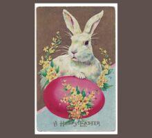 Vintage Easter Bunny Kids Clothes