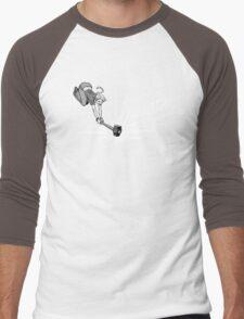 WORK! Men's Baseball ¾ T-Shirt