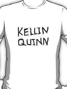 kellin quinn text T-Shirt