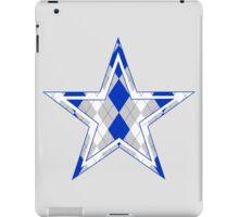 Dallas Cowboys Argyle Star iPad Case/Skin