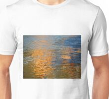 Colored Water - Abstract  (1505018669VA) Unisex T-Shirt