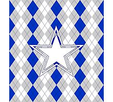 Argyle Dallas Cowboys Photographic Print