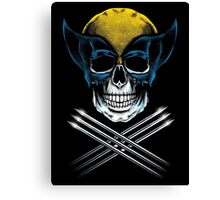 Mutant Pirate Canvas Print