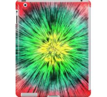 Colorful Vintage Tie Dye iPad Case/Skin
