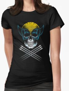 Mutant Pirate Womens Fitted T-Shirt