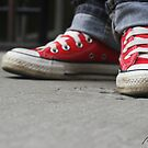 Converse (Red) by Andrew Mark