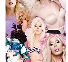 Rupaul's Drag Race Alaska by ren-inspace