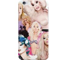 Rupaul's Drag Race Alaska iPhone Case/Skin