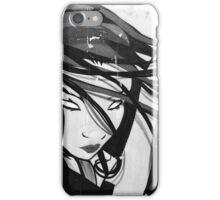 Street Art Manga Style - Brighton iPhone Case/Skin