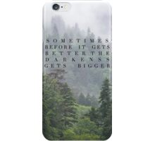 Fall Out Boy Miss Missing You Lyrics Phone Case iPhone Case/Skin