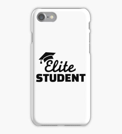 Elite Student iPhone Case/Skin