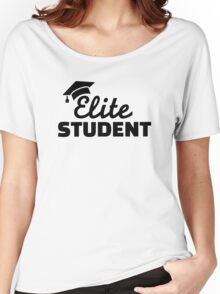 Elite Student Women's Relaxed Fit T-Shirt