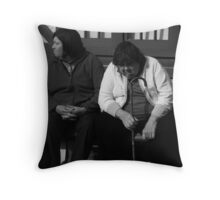 """""""I'm married now so I do most of my dating on the internet........"""" Throw Pillow"""