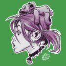 DedTedHed Purple by Chris Wahl