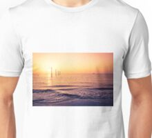 lovely view from Sankt Peter-Ording beach Unisex T-Shirt
