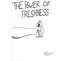 the power of freshness  Photographic Print
