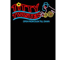 Titty Twister (from Dusk till Dawn) Photographic Print