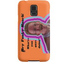 Hey Funky Bunch! Samsung Galaxy Case/Skin