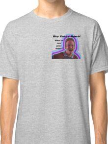 Hey Funky Bunch! Classic T-Shirt