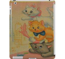 Disney Aristocats Marie Disney Cats Disney Kittens iPad Case/Skin