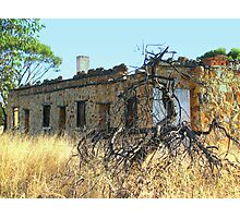 Old Ruin Photographic Print
