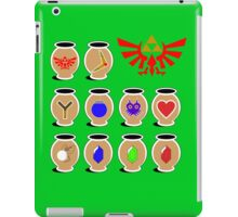 Legend of Zelda: Links Pots iPad Case/Skin