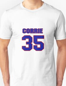 National Hockey player Corrie D'Alessio jersey 35 T-Shirt