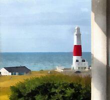 Portland Bill Lighthouse, Dorset, UK by buttonpresser