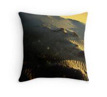 Desert in Yogyakarta Throw Pillow