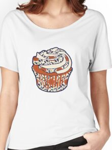 Vintage Cupcake Women's Relaxed Fit T-Shirt