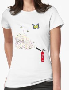 CO2 Neutral Womens Fitted T-Shirt