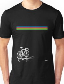 ZannoX - Rainbow Bike Unisex T-Shirt