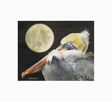 Moon Over Mississippi A Pelicans Perspective Unisex T-Shirt