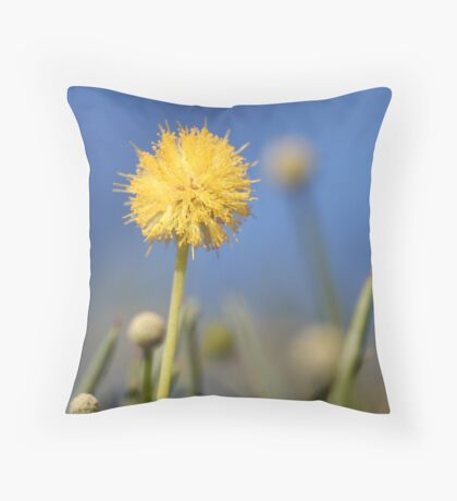 Standing out from the crowd! Throw Pillow