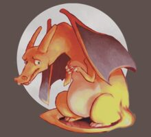Charizard Art by RBSTORESSX