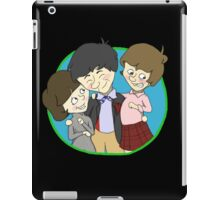 Very Cuddly Doctor iPad Case/Skin