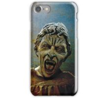 Lonely assassin or weeping Angel Dr Who iphone case iPhone Case/Skin