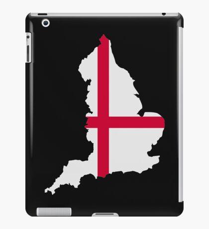 England map flag iPad Case/Skin