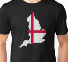 England map flag Unisex T-Shirt