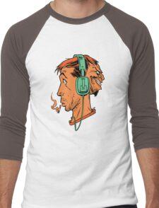 StereoHed Men's Baseball ¾ T-Shirt