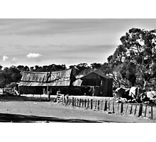 pioneer cottage Photographic Print